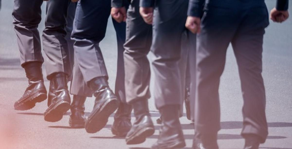 The Shift to Professionalization of Policing blog header