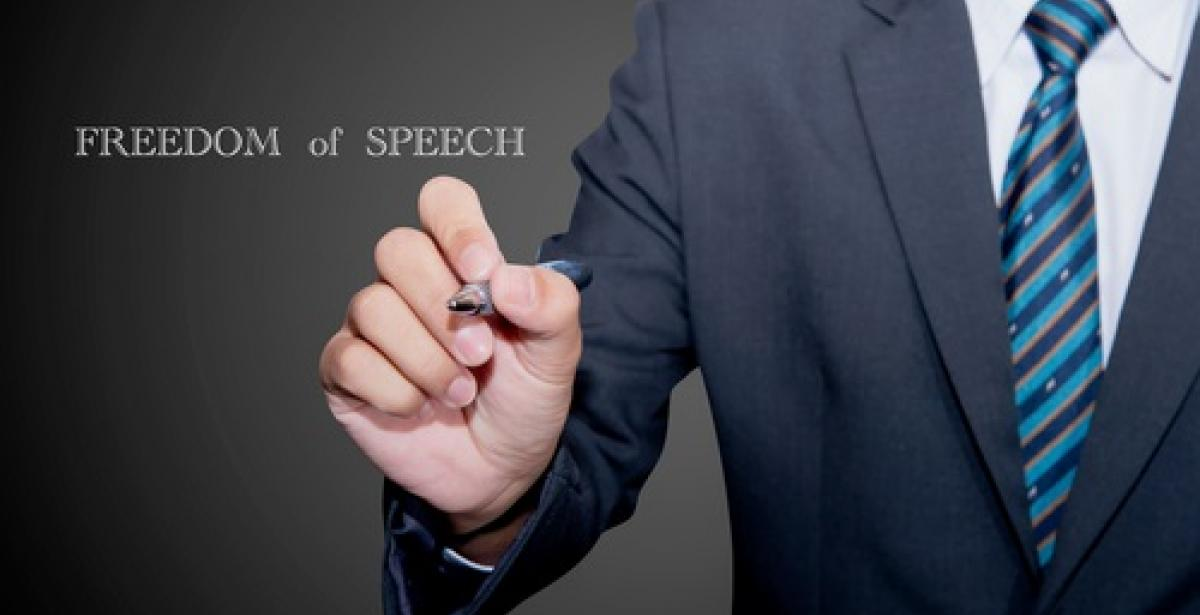 Balancing Free Speech and Impartiality - Barry MacKnight - Blog Header