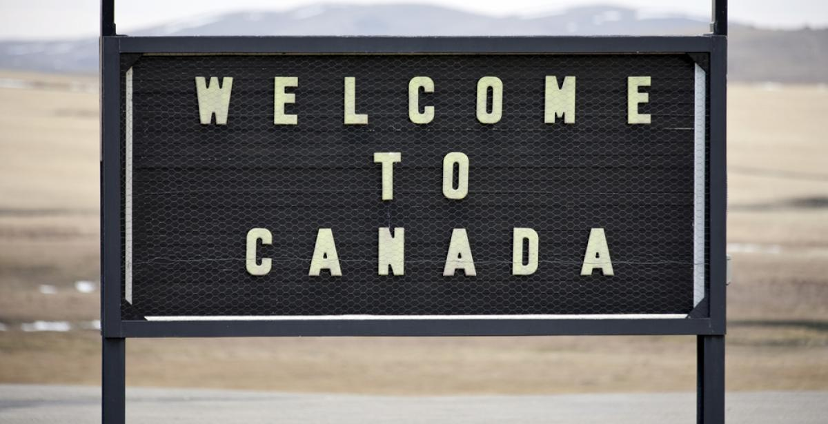 Rising Issues in Canadian Border Security