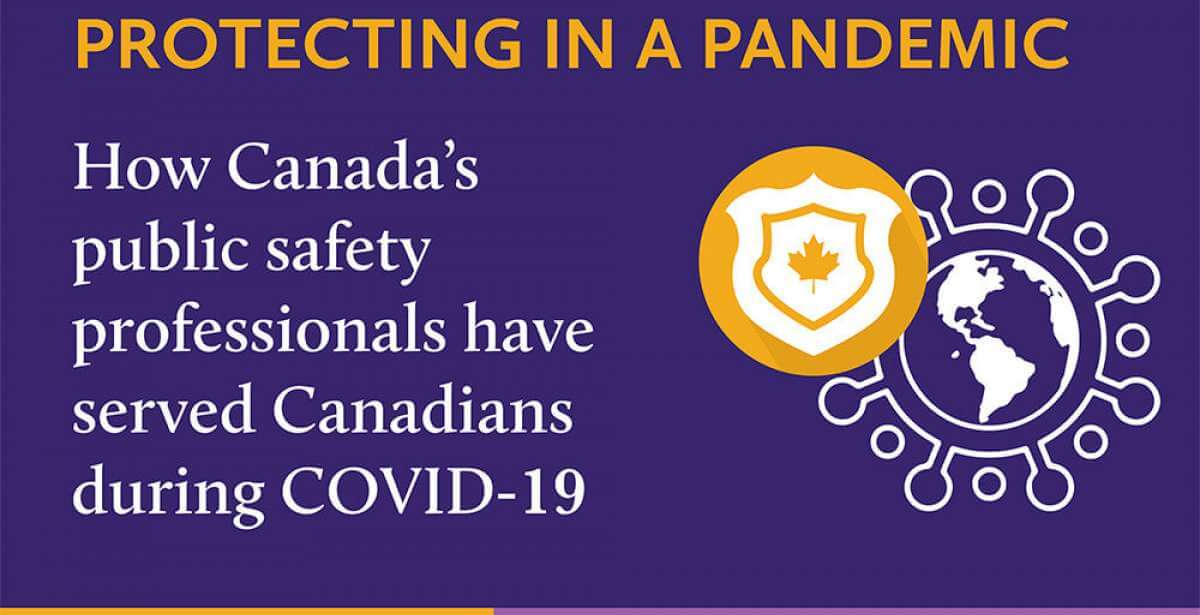 Protecting in a Pandemic: How Canada's Public Safety Professionals Have Served Canadians during COVID-19