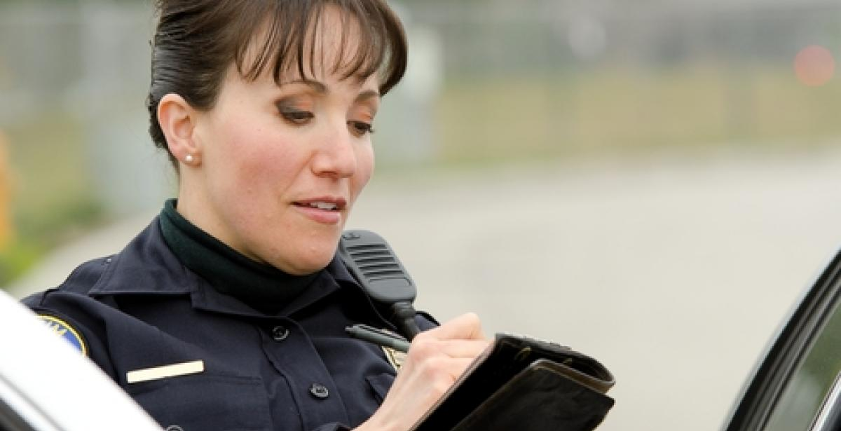 Women in Policing Part 1 Blog Header