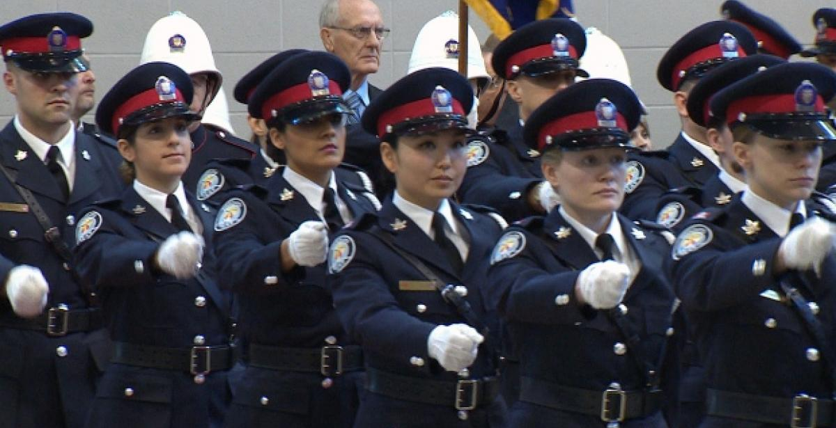 WLU Research Shines Light on State of Pregnant Police Officers Blog Header