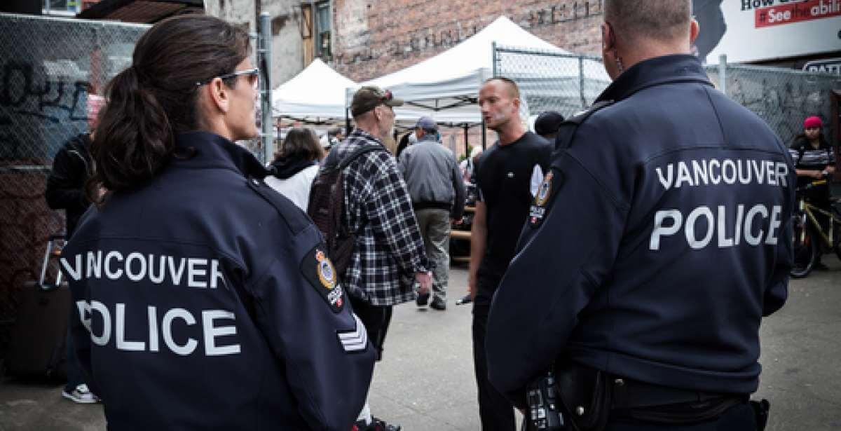 police body language