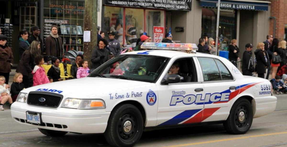 Policing in Canada vs Policing in the USA