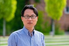 Dr. Xiaodong Lin Faculty Photo