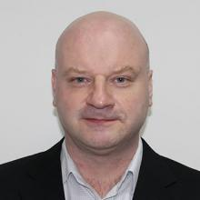 Dr. Alexei Kaltchenko Faculty Photo
